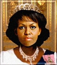 First Lady Now Requires 26 Servants to cater to her every whim - more than any other first lady.