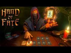 Descargar e Instalar Juego HAND OF FATE Pc 2016 #Gamings