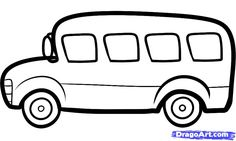how to draw a bus for kids step 5