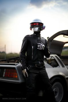 Daft Punk & DeLorean