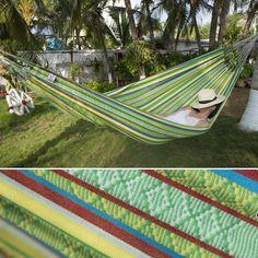 relax our beautiful colombian double hammock Arabica Lima my shop: www.lallax.de.  #hammock #hängematte #garten #summer