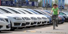 China sales accelerate for global automakers in September