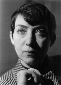 Portrait de Berenice Abbott New York (ca 1943)  Lotta Jacobi