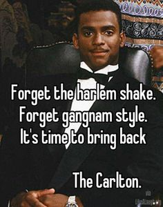 Time to bring back The Carlton