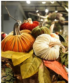 I know it's a little early, but the Atlanta market has me looking forward to Fall.  I wanted to share with you my most favorite item coming in to SusaBelle Boutique.  These handmade velvet pumpkins are simply some of the … Continue reading →