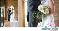 Bride and Groom wedding portraits {Gibson Centre Wedding}