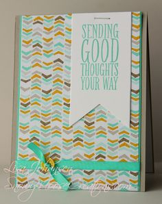 Snowy Moose Creations Stampin Up Perfect Pennants