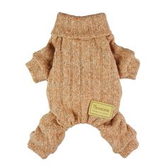 Fitwarm Turtleneck Pet Clothes for Dog Sweater Knitted Coats Jumper Pullover Salmon >>> Read more  at the image link. (This is an affiliate link and I receive a commission for the sales)