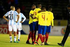Blog Esportivo do Suíço:  Equador vence Argentina e embola disputa no Sul-Americano sub-20