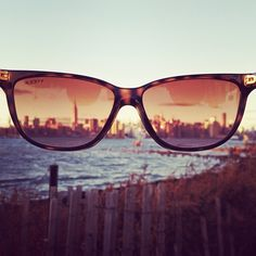 A perfect view | #vogueeyewear #stylemiles #fashion #beauty #lifestyle #inspiration