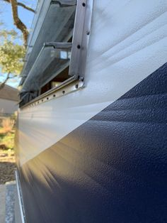 The Cameo Camper Renovation: Prepping + painting the exterior — Lone Oak Design Co.