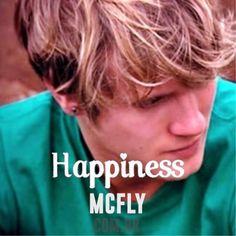 Dougie Poynter, Happy, Ser Feliz, Being Happy