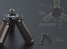 Grey/black bg can be element Industrial Design Portfolio, Industrial Design Sketch, Form Design, Layout Design, Presentation Board Design, 3d Camera, Portfolio Layout, Product Design Portfolio, Catalog Design