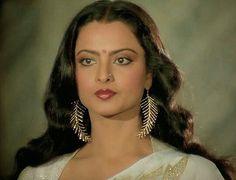 Bollywood actress Rekha still