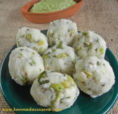 KANNADA CUISINE: Avarekalu Kadubu / Indian Beans Kadubu