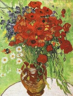 Love many things, for therein lies the true strength, and whosoever loves much perfoms much, and can accomplish much, and what is done in love is done well. -(Vincent Van Gogh)