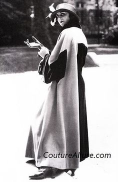 Couture Allure Vintage Fashion: Weekend Eye Candy - Paul Poiret, 1925