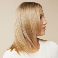 Bright Blonde, Blonde Color, Types Of Blondes, Blonde Hair Goals, Purple Shampoo For Blondes, Aveda Hair Color, Purple Shampoo And Conditioner, Toning Shampoo, Soften Hair