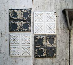 Fresh Vintage Plastic Tiles