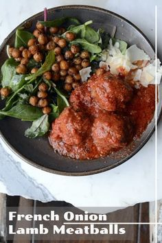 French onion lamb meatballs made with your favorite French onion dip and other spices! Yes, these lamb meatballs will become your go to meatball recipe! These are crazy good spice lamb meatballs! #meatballs #meatballappetizers Lamb Chop Recipes, Meatball Recipes, Beef Recipes, Cooking Recipes, Meatball Appetizers, Cheap Recipes, Simple Recipes, Amazing Recipes, Drink Recipes
