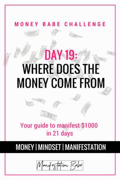 The Secrets To Divine Manifestations & The Kingdom Mindsets For Success