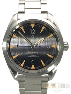 OMEGA Seamaster Railmaster Co-Axial Master Chronometer 220.10.40.20.01.001