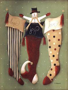Merry Christmas ~ Fine-Art Print - Christmas Art Prints and Posters - Christmas Pictures Dyi Christmas Cards, Christmas Craft Projects, Christmas Labels, Christmas Greeting Cards, Christmas Printables, Christmas Pictures, Christmas Snowman, Christmas Greetings, Christmas Stockings