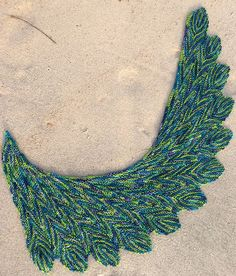 Pincha shawl : Knitty.com - Spring+Summer 2016