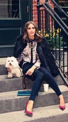 NYC style by Olivia Palermo