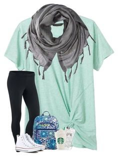 """""""♔♔"""" by taylorvel ❤ liked on Polyvore featuring Banana Republic, Love Quotes Scarves, NIKE, Vera Bradley, Converse and Casetify"""