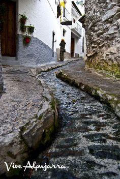 Pueblos de agua. Vive Alpujarra