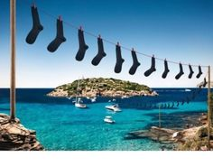 blacksocks ocean view europe beach socks http://blacksocks.com/