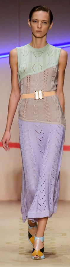 Laura Biagiotti Spring 2015 ~ Milan | The House of Beccaria~