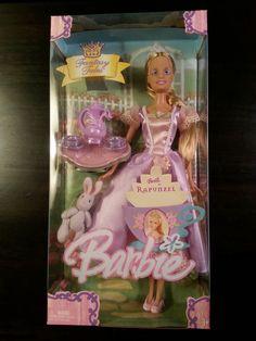 Barbie in the Nutcracker Fantasy Tales Tea Party Doll 2004 MINT Factory Sealed #Mattel #Dolls