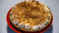Banana-peanut monkey pie - Rudolph's Bakery | 24Kitchen