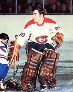 Rogie Vachon - Canadiens