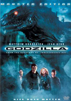 Godzilla 1998 (BRRip XviD) Türkçe Dublaj | Film indir - Tek Link Film indir, Hd film indir