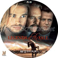 Legends of the Fall  When I first saw this one, I was amazed how good it was. It is joyous and heartbreaking, but it is wonderful. Brad Pitt is awesome as Tristan!
