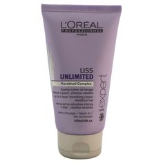 L'Oreal Professional Serie Expert Liss Unlimited Keratinoil 5-ounce Complex