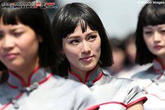 Fotos Chicas GP de China F1 2013 | CarandDriverTheF1.com