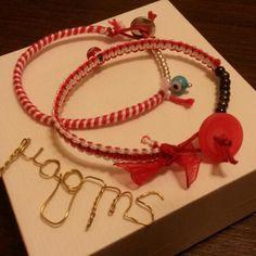 Μάρτης Macrame Bracelets, Handmade Bracelets, Diy Jewelry, Jewlery, Handmade Accessories, Mini Albums, Diy And Crafts, Hoop Earrings, Greeks