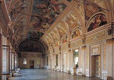 Palazzo Ducale_Galleria degli Specchi