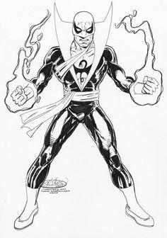 Iron Fist by John Byrne