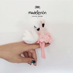Maia and Lucy amigurumi pattern by Madelenon