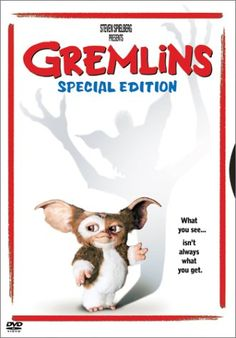 Gremlins: A 1980's Horror Movie Perfect For The Christmas Holidays #movies #horror #comedy