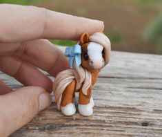 Genuine and original polymer clay sculpture designed and handmade with love by Elisabete Santos Polymer Clay Sculptures, Polymer Clay Animals, Cute Polymer Clay, Cute Clay, Polymer Clay Creations, Sculpture Clay, Polymer Clay Crafts, Diy Clay, Handmade Polymer Clay