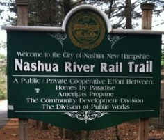 Starting in the town of Ayer and traveling12.5 miles one-way into New Hampshire the Nashua River Trail is one of my favorite trails in Mass...