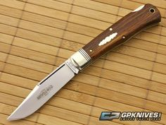 Northfield #42 Missouri Trader LockBack Cocobolo