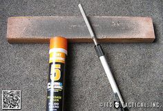 DIY Knife Sharpening Techniques 05 by ITS Tactical, via Flickr