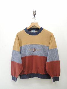 Vintage Crocodile Classical Sweatshirt Casual by RetroFlexClothing